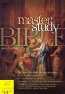 9781558198968: KJV Master Study Bible, Black Genuine Leather