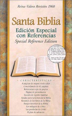 Edicion Especial Con Referencias-RV 1960 = Special