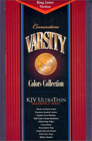 Varsity Ultrathin Reference Bible-KJV
