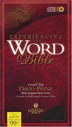 9781558199477: Experiencing the Word Bible (HCSB Audio - 64 CDs)