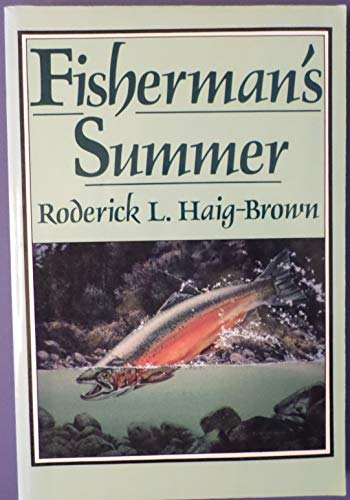 9781558210295: Fisherman's Summer