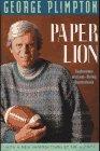 9781558212398: Paper Lion/Confessions of a Last-String Quarterback