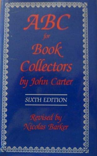 9781558213180: ABC for Book Collectors