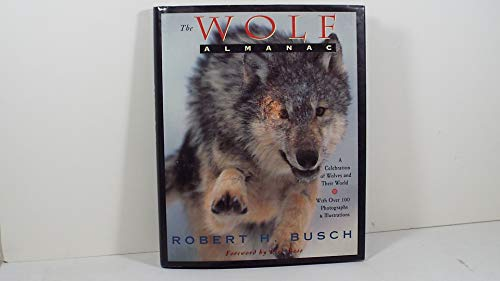 9781558213517: The Wolf Almanac