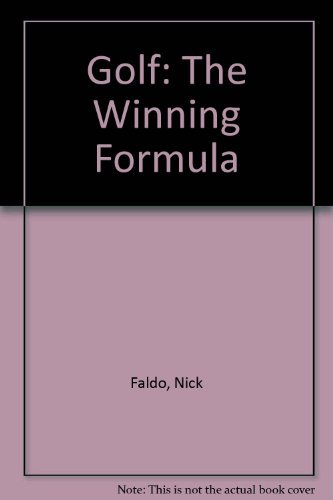 9781558213838: Golf: The Winning Formula