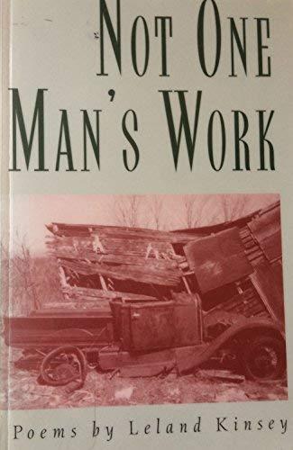 Not One Man's Work: Kinsey, Leland