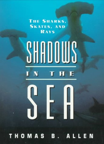 9781558215184: Shadows in the Sea: The Sharks, Skates and Rays