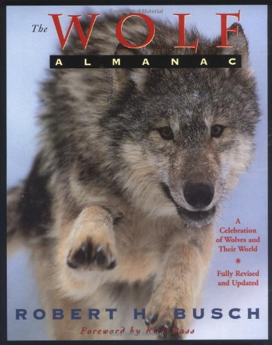 9781558215573: The Wolf Almanac