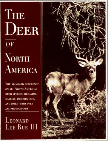 9781558215771: The Deer of North America