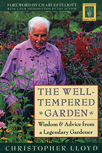 9781558215931: The Well-Tempered Garden