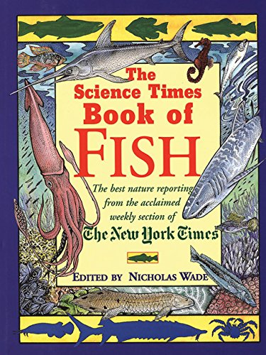9781558216044: The Science Times Book of Fish