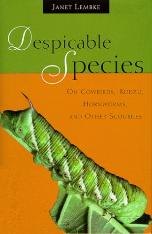 Despicable Species (Hc): Janet Lembke