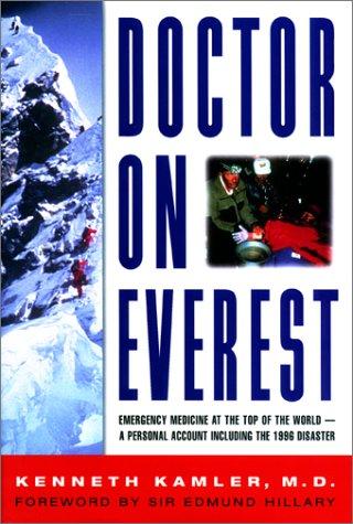 9781558219298: Doctor on Everest