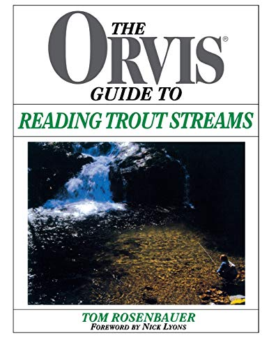 9781558219335: Orvis Guide To Reading Trout Streams