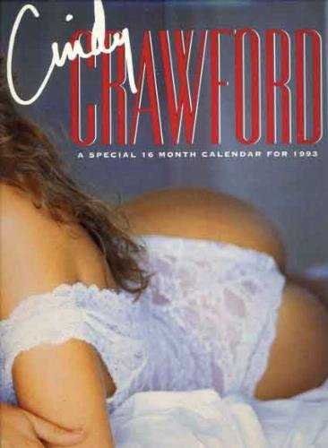 9781558244801: Cindy Crawford 1993 Swimsuit Pin-Up Wall Calendar with 30