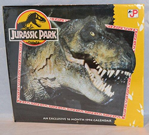 9781558246690: Jurassic Park-1994 Calendar
