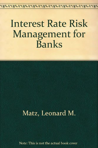 9781558273092: Interest Rate Risk Management