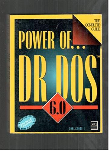 9781558281820: Power of Dr DOS Through Version 6.0