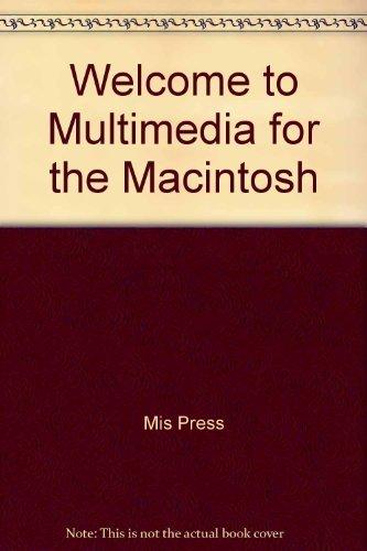 Welcome to Multimedia: Tway, Linda E.