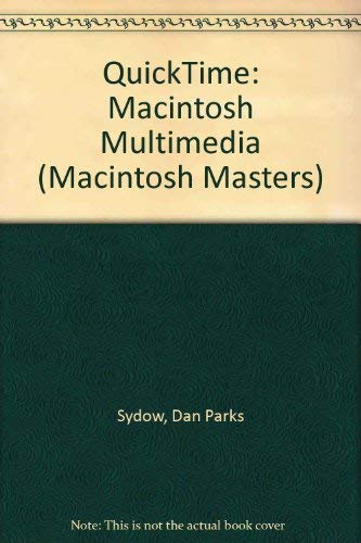 9781558283381: Quicktime: Macintosh Multimedia/Book and Disk (Macintosh Masters)