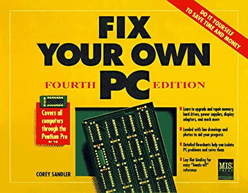 9781558285484: Fix Your Own PC (4th Edition)