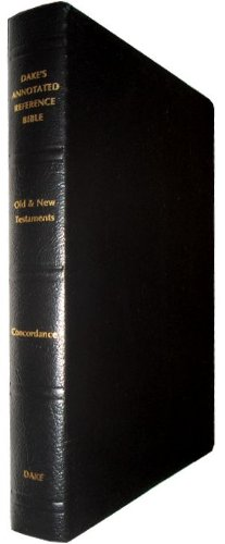 9781558290174: Dakes Annotated Reference Bible