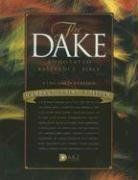 9781558290853: Dake Annotated Reference Bible-KJV-Compact Zipper