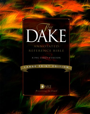 9781558291232: Holy Bible: King James Version, Dake's Annotated Reference
