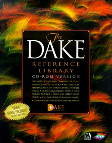 9781558291300: Dake Reference Library