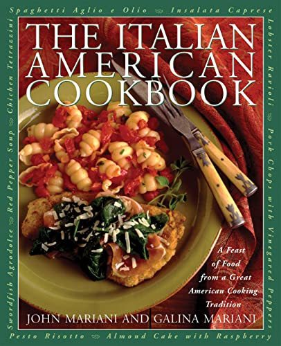 9781558321663: The Italian American Cookbook: A Feast of Food from a Great American Cooking Tradition