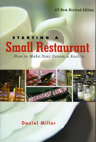 9781558322868: Starting a Small Restaurant, Revised Edition