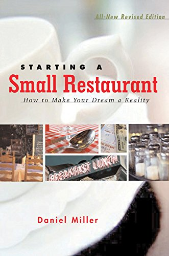 9781558322875: Starting a Small Restaurant - Revised Edition: How to Make Your Dream a Reality