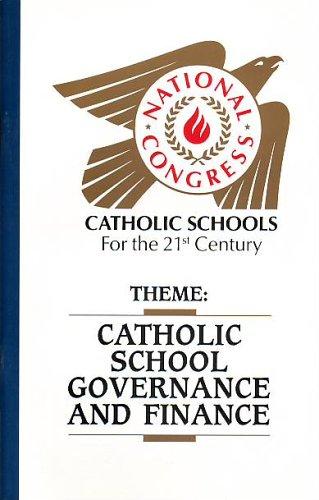 9781558330696: National Congress: Catholic School Governace