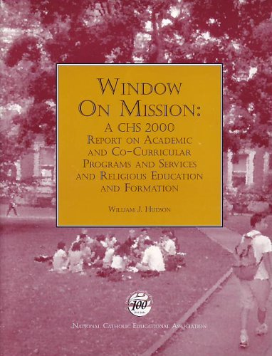 Window on Mission : A CHS 2000 Report on Academic and C-Curricular Programs and Services and ...