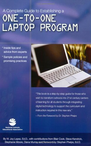 9781558334403: A Complete Guide to Establishing a One-To-One Laptop Program