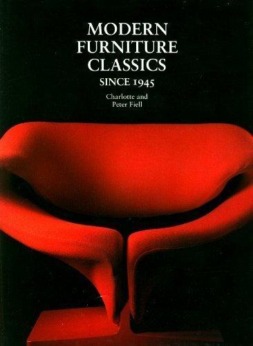 Modern Furniture Classics 9780500236277: modern furniture classics: since 1945 - abebooks