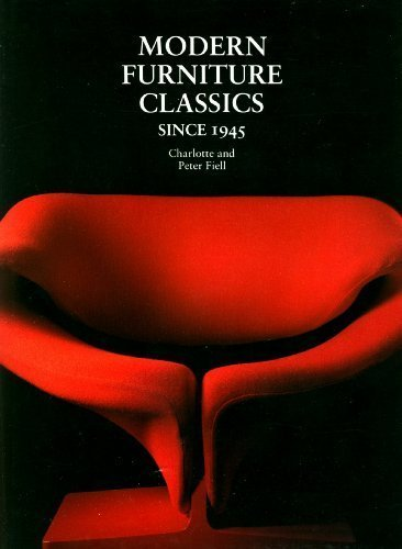 Modern Furniture Classics Since 1945