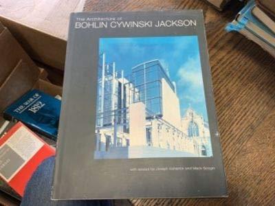 9781558351219: Architecture of Bohlin Cywinski Jackson