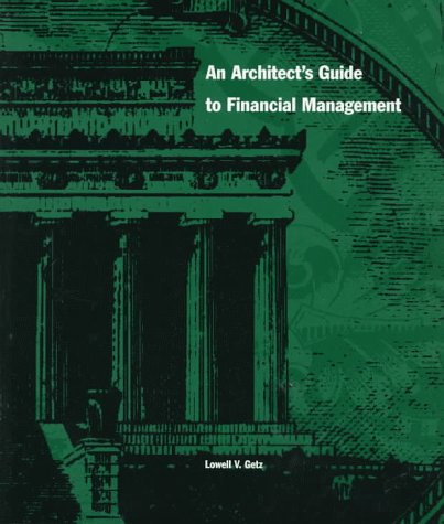 9781558351431: An Architect's Guide to Financial Management