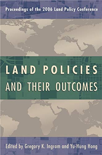 9781558441729: Land Policies and Their Outcomes (Land Policy Series)