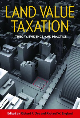 9781558441859: Land Value Taxation: Theory, Evidence, and Practice