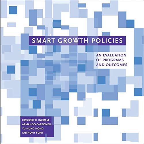9781558441903: Smart Growth Policies: An Evaluation of Programs and Outcomes