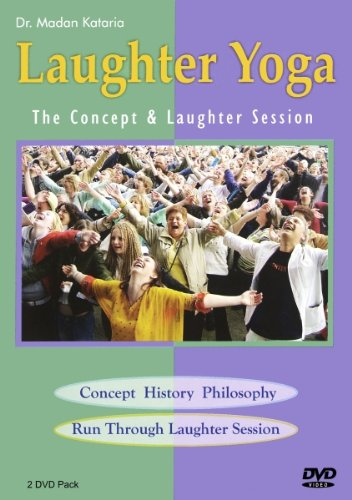 9781558470200: Laughter Yoga: The Concept & Laughter Session (2 DVD Set)