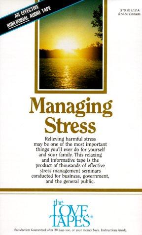 Managing Stress (Audio Cassette): Griswold, Robert