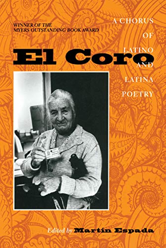 El Coro: A Chorus of Latino and Latina Poets
