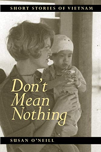9781558494428: Don't Mean Nothing: Short Stories of Vietnam
