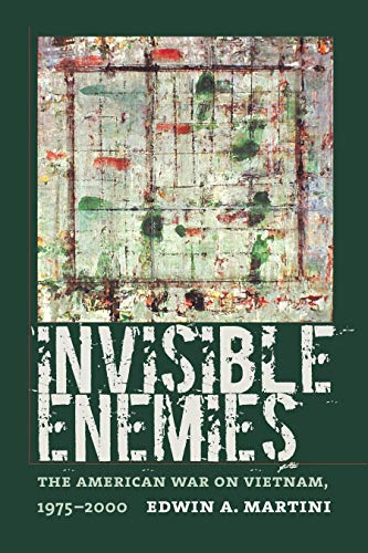 9781558496088: Invisible Enemies: The American War on Vietnam, 1975 - 2000