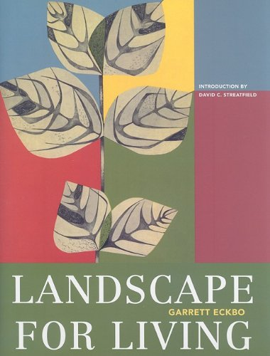 9781558496965: Landscape for Living (1950) (American Society of Landscape Architects Centennial Reprint)
