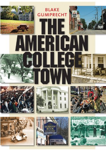 9781558498136: The American College Town