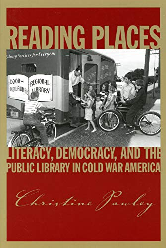 9781558498228: Reading Places (Studies in Print Culture and History of the Book)